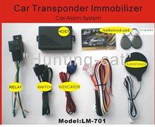one way RFID car alarm immobilizer