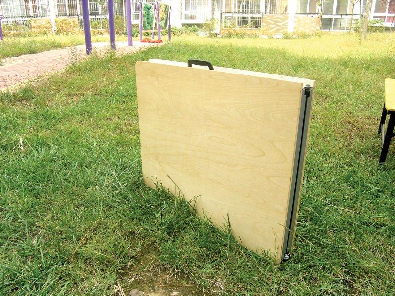 Valise de table pliante en boisTable plianteId du produit709037949french