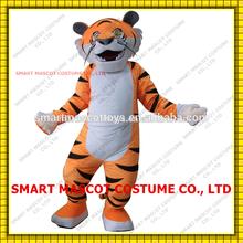 custom mascot costumes adult Bengal Tiger costume