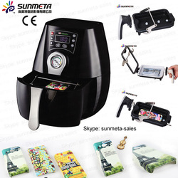 3D sublimation vacuum heat transfer printing machine