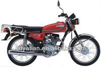 Guangzhou Moto 125cc manual Motorcycle