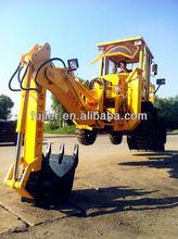 New backhoe loader mini16-16/ China backhoe loader small/backhoe loader price 28HP and four cylinder engine