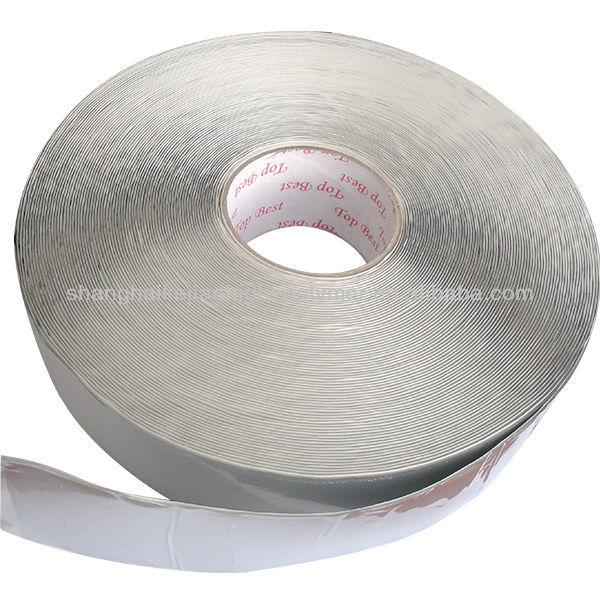 One sided Aluminum foil butyl sealant tape