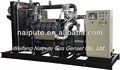 Aprobado por la ce de gas natural generador accionado 10kw-300kw