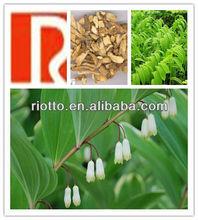 factory supply high quality Polygonatum odoratum (Mill.)Druce Extract,