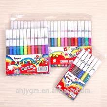 6/12/18/24 Colors Plastic Water Color Pen / water color pen set