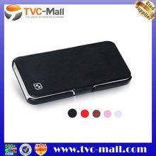 Hot!!! HOCO Phone Case,HOCO Duke Genuine Leather Folder Case For iPhone 5