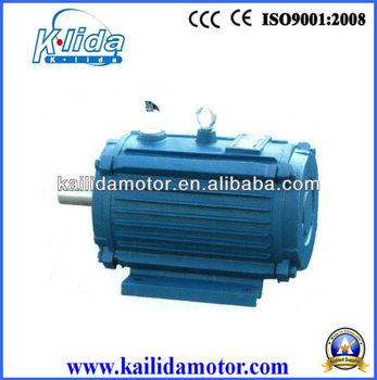 [YSF-802-6] 550 W electric motor, fan motor cast iron with copper wire