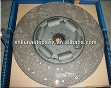 Sach or Valeo Friction Clutch Disc Clutch Plate for Trucks