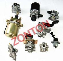KAMAZ truck parts (air dryer, foot valve, hand brake valve)100-3514008 100-3512010 100-3537010 100-3518010 100-3519100-10