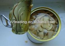 Piece & Stem Mushroom in tins
