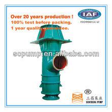 Type HLB,HLBK,HLKS,HLKT Vertical Mixed Flow Pumps