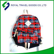 New Children Canvas Backpack Bag Manufacturer