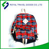 New Children Canvas Backpack Bag Manufacturer