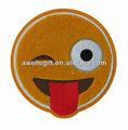 Chenille patch für kundenspezifische baseball-kappen oder taschen und rucksäcke