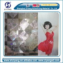 PVC cold good self adhesive lamination film/photo laminating film