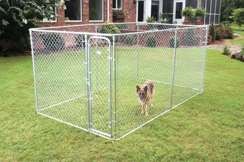 Factory Large Dog Mesh Kennel upto 10M long