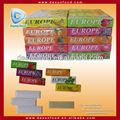 Europa 5 palo de goma de mascar