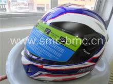 China Manufacturer of Helmet ABS classic Full face helmet