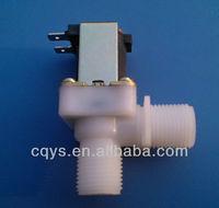 plastic solenoid valve dc12v/dc24v/ac220v