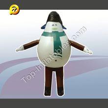 inflatable christmas duck