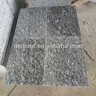 Spray White Granite Floor Tiles