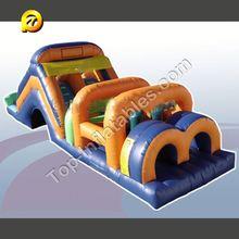 mini-turbo rush obstacle course