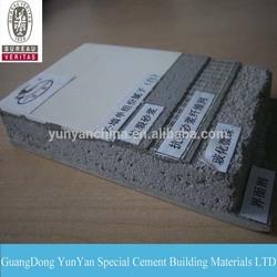 thermal insulation material fireproof waterproof anti-crack