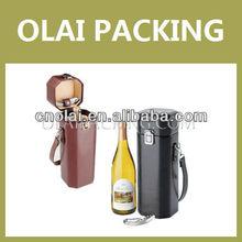 2013 China Luxury Leather Wine Craft Case, Ice Wine Craft