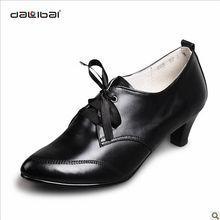 DALIBAI wholesale 2013 fashion Italian woman pumps high heel leather shoes,office shoes, woman business shoes 2179