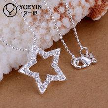 Handmade Fashion Star locket pendant for women gift