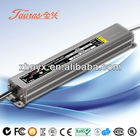 SAA EMC Approval Constant Current 75V 450mA CE ROHS Series 34W Waterproof LED Switching Power Supply JAS-75450D035