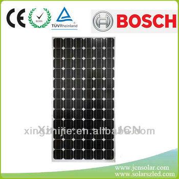 Bosch brand Mono solar panel, mono solar panel for solar home system