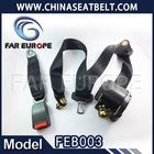 FEB003 3 point universal automatic seat belt
