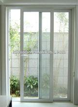 pvc used sliding glass doors sale