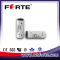 3.0v 1400 mah tamanho aa cr14505 bateria de lítio