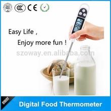 Professional wireless digital food thermometer