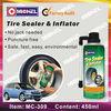 No puncture Sealer, Tyre Sealer & Inflator