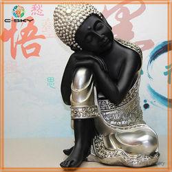 Hot selling unique home decoration wholesale buddha statue