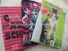 Popular Printed Fabric Book Covers in bulk,Cheap elastic children book covers