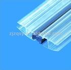 magnetic shower door seal strip