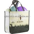 HOT SALE Reusable pp Laminated Eco Woven Shopping Bag