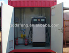 China Dafeng containerized ISO fuel station