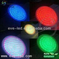 12v 18w par56 led pool light with 315pcs LEDs,RGB pool light with remote control