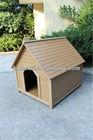 waterproof wood dog house