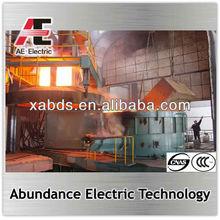 Hot sale steel scrap melting industrial furnace (steel,Iron,DRI)