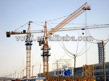 china brand cheap Hongda QTZ Series of Tower Cranes