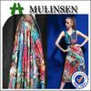 Shaoxing Mulinsen Fabric Chiffon Manufacturer, Woven 100% Polyester Fabric Chiffon for Dress