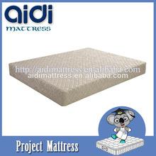 KD BED BASE1 single folding bed with foam mattress