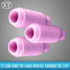 International standard Sandblast Ceramic Nozzle for tig torch,provide best quality and competitive price